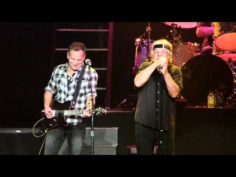 Bob Seger and Bruce Springsteen Old Time Rock and Roll NYC MSG 12/1/11
