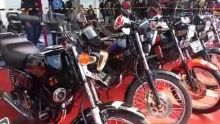 Kontes Motor Yamaha Rx King