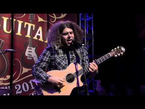 WNAMM 2011 - Claudio Sanchez live at the Taylor Guitar booth