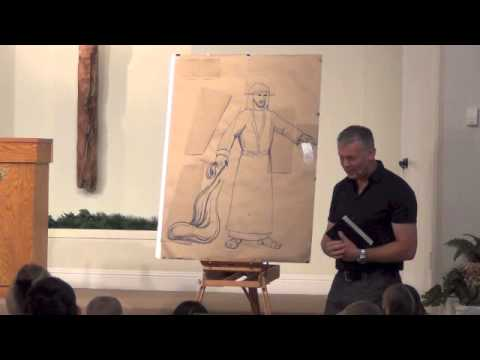 Children's Bible Talk - Elisha's Authority (Elisha Part 1)