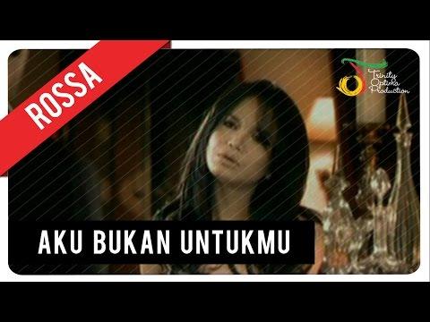 Rossa - Aku Bukan Untukmu (with Music) | VC Trinity
