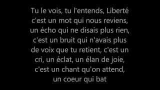 Robin des bois gloria paroles