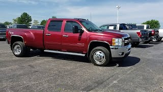 2013 Chevrolet Silverado 3500HD Vinita, Broken Arrow, Tulsa, Bixby, Owasso, OK D19199A
