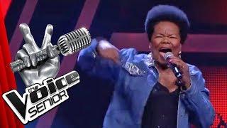 The Rolling Stones - Honky Tonk Women (Janice Harrington) | The Voice Senior | Audition | SAT.1 TV