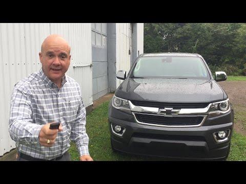 2017 Chevrolet Colarado LT Crew Cab DuraMax Diesel road test and review | Pye Chevrolet Truro NS