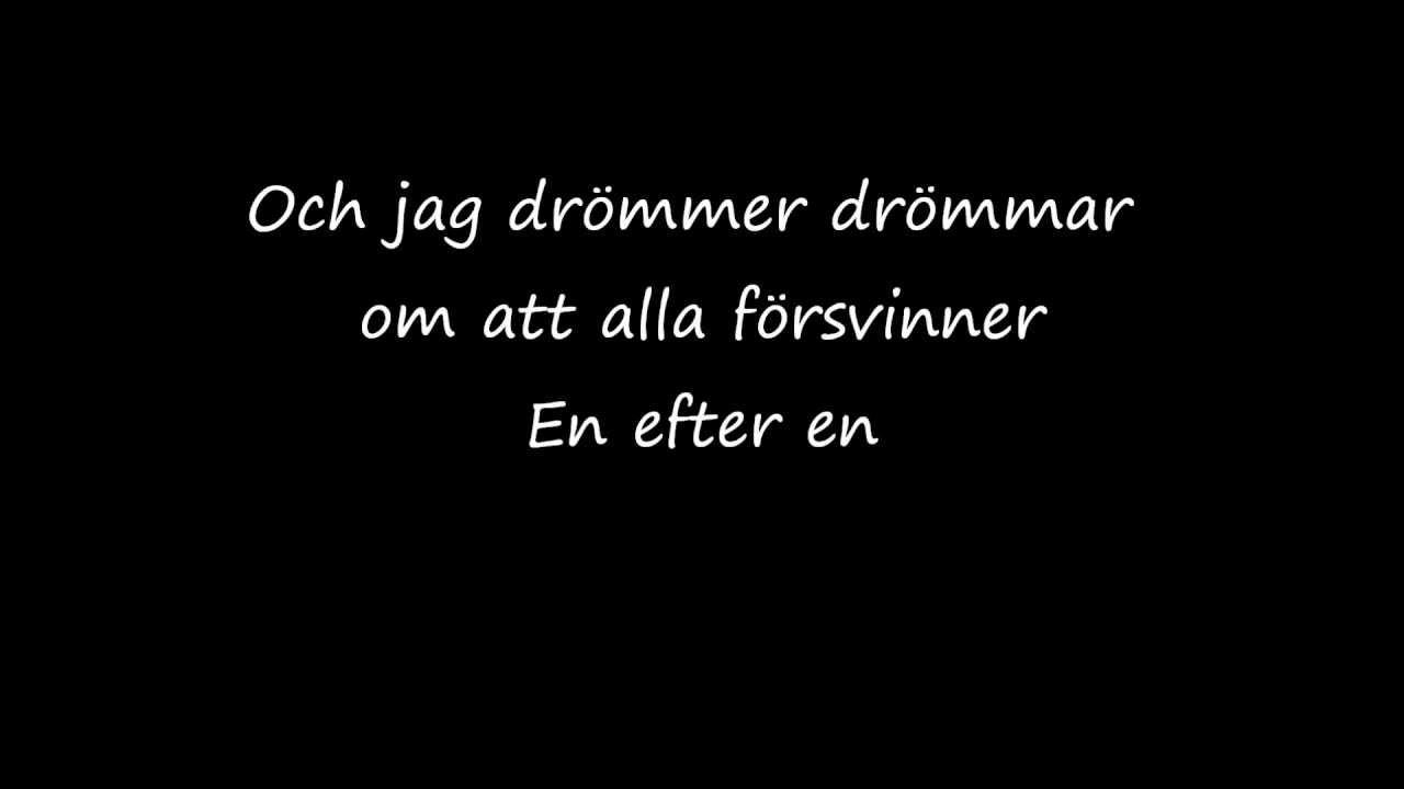 Mardrömmar-Melissa horn Lyrics♥ - YouTube Horns Lyrics