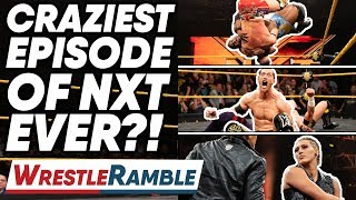 CRAZIEST Episode Of WWE NXT EVER?! WWE NXT Aug. 29, 2019 Review | WrestleTalk's WrestleRamble