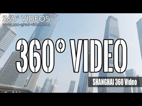 360 Video Oriental Pearl Tower | 468m | shanghai world financial center | Shanghai 360° Video
