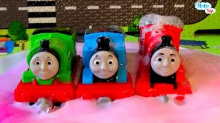 Train Toys Learn Colors