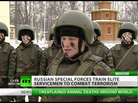 Fearless Few: What s so special about Russian Spetsnaz?