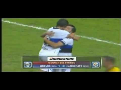 Braian Rodríguez, gol a Gremio