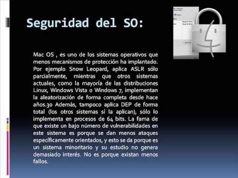 sistema operativo Mac OS
