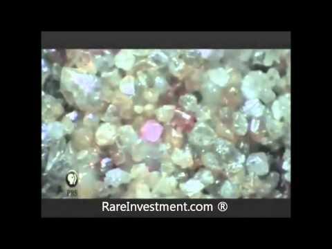 Austrila Argyle Diamond Mine - From Nature | PBS
