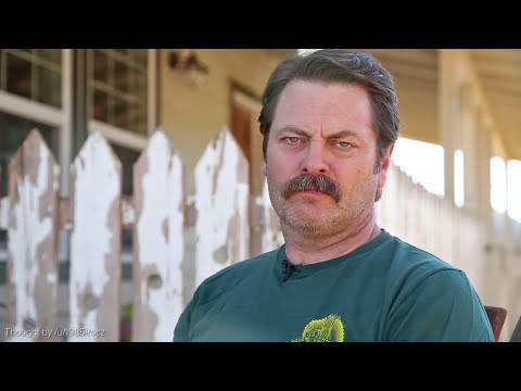 Simply Genius Shower Thoughts With Nick Offerman | Mashable