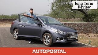 Hyundai Verna long term review one year report - Autoportal