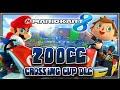 Mario Kart 8 Wii U - 200CC Crossing Cup DLC - w/Villager & Giveaway
