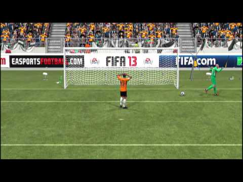 FIFA 13: Brad Friedel's Montage
