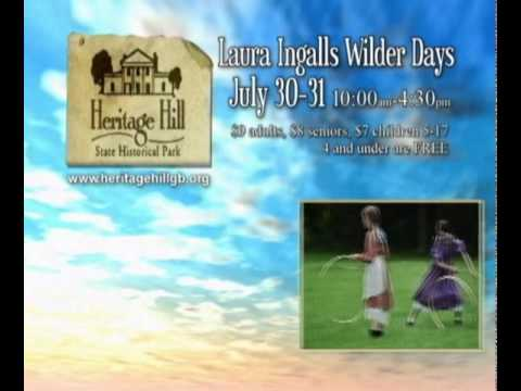 Laura Ingalls Wilder Day 2011.wmv