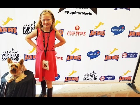 Pup Star Red Carpet Interviews by Abigail Zoe L.