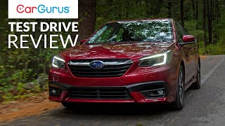 2020 Subaru Legacy - An AWD sedan at an unbelievable price
