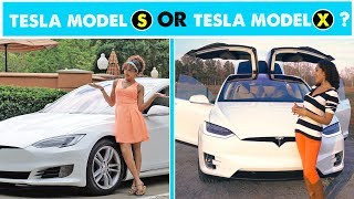 TESLA MODEL X vs. MODEL S FEATURES: Do I Regret Getting the Model S?