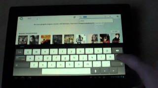 Sony Tablet S, anlisis