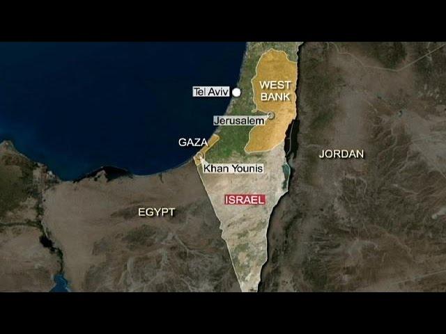 Volta a tensão à Faixa de Gaza