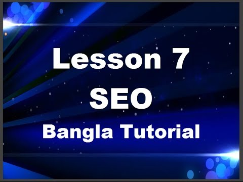 7. Article Writing Step, Advanced SEO Bangla Tutorial Lesson 7,
