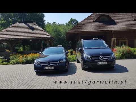Taxi No7, Taksówka, Transfery, Usługi Transportowe VIP, Taxi Bus Garwolin, Pilawa, Miętne, Gończyce