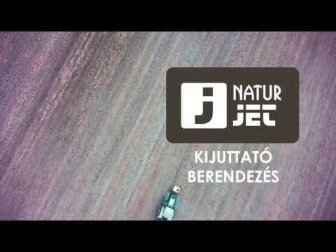 Natur JET - Multifunkciós adapterek a Natur Micro termékcsalád kijuttatásához