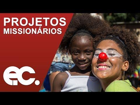 Projetos Missionários acontecem pelo Brasil a fora