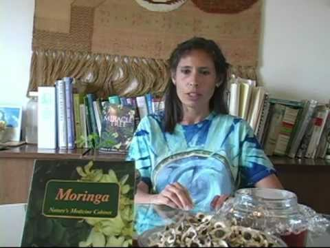 Victoria White talks about the Moringa Tree