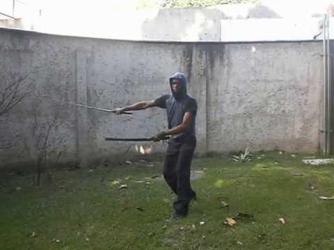 manejo de la katana (arte ninja)