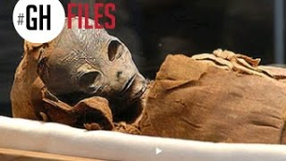 ALIEN MUMMY FOUND IN EGYPT #GHFILES