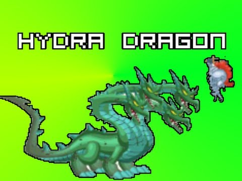 Dragon City - Hydra Dragon