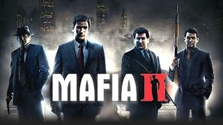 Mafia 2 All Cutscenes (Game Movie) PC 1080p 60FPS