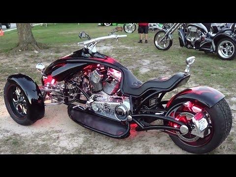 Эксклюзивный мотоцикл своими руками