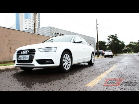 Avaliação Audi A4 Attraction 2013 (Canal Top Speed)