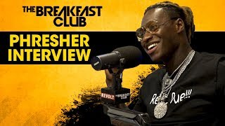 Phresher On Independent Music, Working With Eminem, Busta Rhymes + More