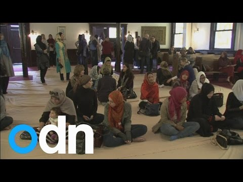 America's first female-only mosque opens in Los Angeles