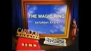 Cartoon Theatre Promo - Tom And Jerry The Magic Ring