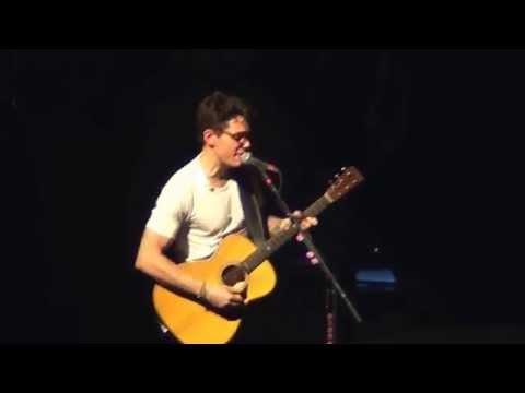 John Mayer-Neon live in Tokyo Japan 2014