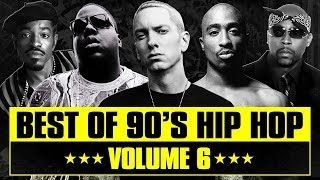 90's Hip Hop Mix #06 | Best of Old School Rap Songs | Throwback Rap Classics | Westcoast | Eastcoast