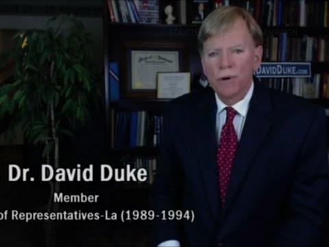 Ex-KKK Leader Registers to Run for US Senate