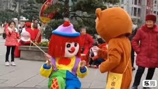 Tik.Tok.Trung Quốc. Những Tình Huống Haz Hước Của Gấu lầy 🐻