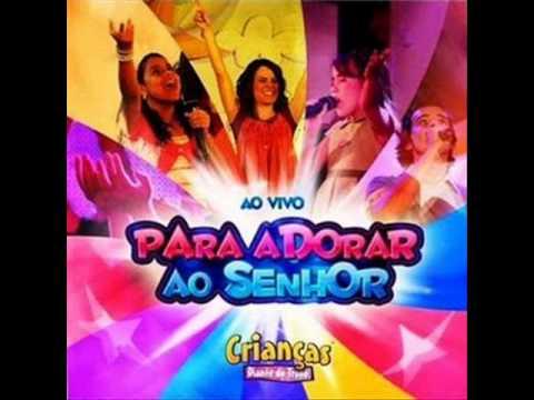 Tempo De Festa - Crianças Diante Do Trono (cd Para Adorar O Senhor) video