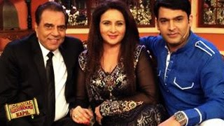 Dharmendra on Comedy Nights with Kapil 26th July 2014 Episode