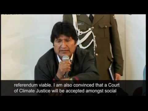 Dr. Evo Morales (Los gringos son enfermos (maricas y calvos)