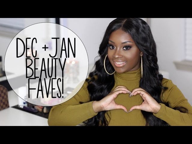 December + January Beauty Favorites | Makeupd0ll