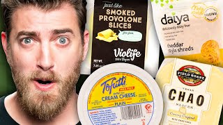 Vegan Cheese Taste Test